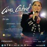 Todo lo que necesitas saber sobre el concierto de Ana Gabriel en Nicaragua