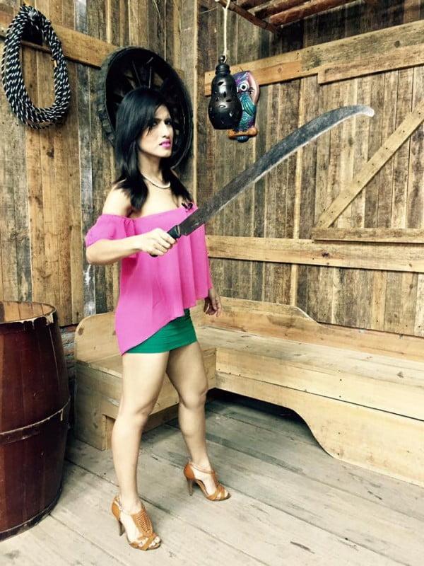En defensa al bullying a las presentadoras del canal 6 for Chismes dela farandula argentina 2016