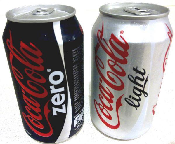 Coca-Cola Zero vs. Diet Coke