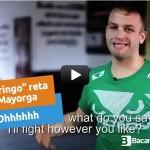 """Video: Brian """"El Gringo"""" Green reta a Ricardo Mayorga a una pelea en MMA"""